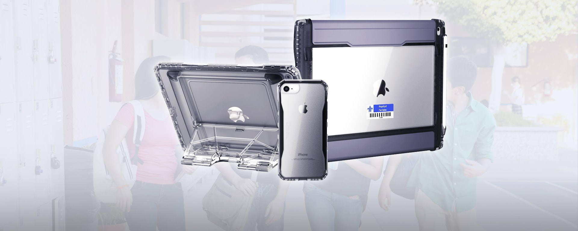Ultra Rugged Drop Tested Complete Ipad Protection